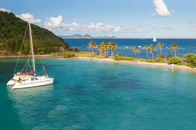 Grenadines 7 Islands Plus Charter Itinerary