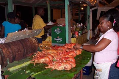 St. Lucia Fish Fry Festivals