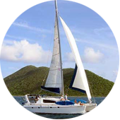 Private Catamaran Day Sail Tour St. Lucia