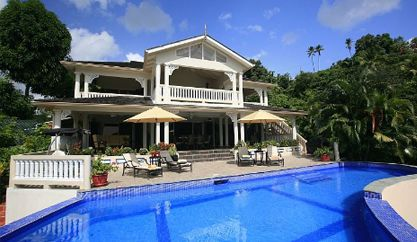 Marigot Bay House for Sale St. Lucia