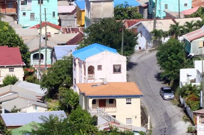 Rent a Car in St. Lucia