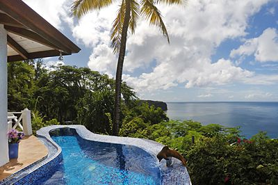 St Lucia Villa Rentals With Hotel Like Service