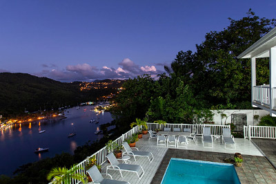 Villa Trident of Marigot Bay