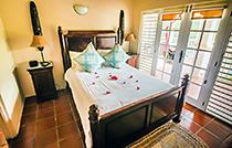 2nd bedroom 4 bedroom villa st lucia2