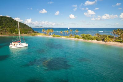 Grenadines 4 Islands Charter Itinerary