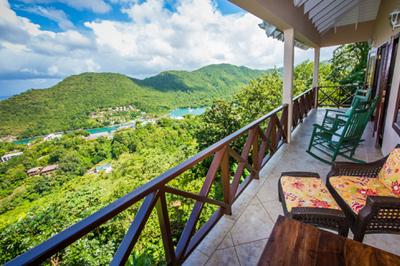 Villa Sherry of Marigot Bay