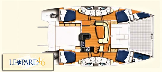 boat layout floorplan
