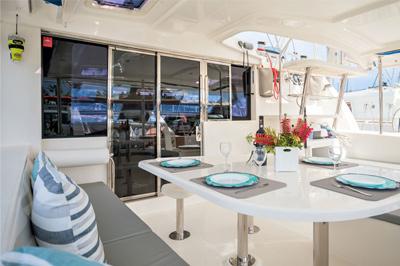 All Inclusive Caribbean Charter Catamaran