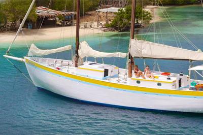 All Inclusive Caribbean Charter Schooner