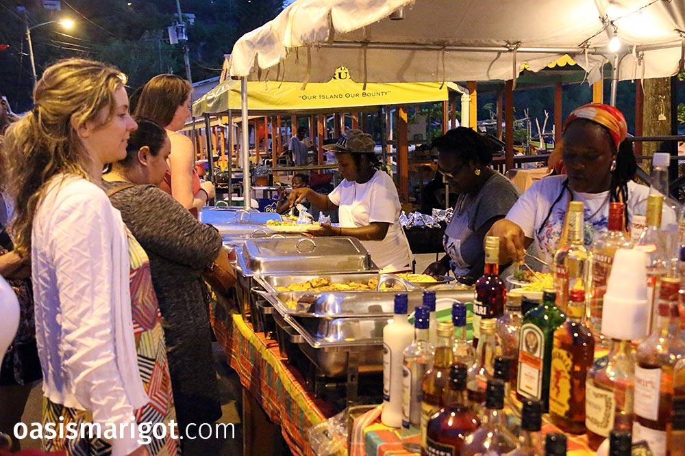 anse la raye fish festival