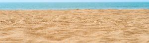 beach sand banner
