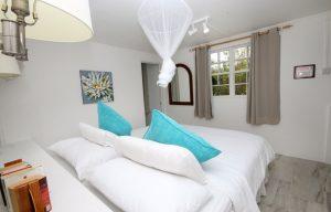 bedroom villa st lucia