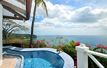 caribbean blue suite romantic two person private pool2
