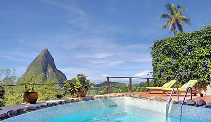 Coco Pitons Villa of Soufriere