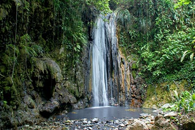 Diamond Waterfall & Botanical Gardens