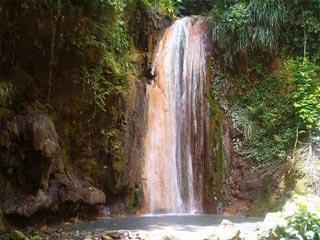 diamond waterfall name