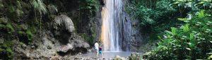 diamond waterfall st lucia