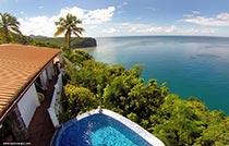 emerald hill villa marigot bay2