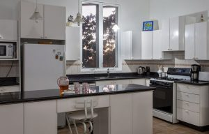 fully equiped kitchen self catering villa