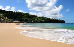 la toc beach saint lucia