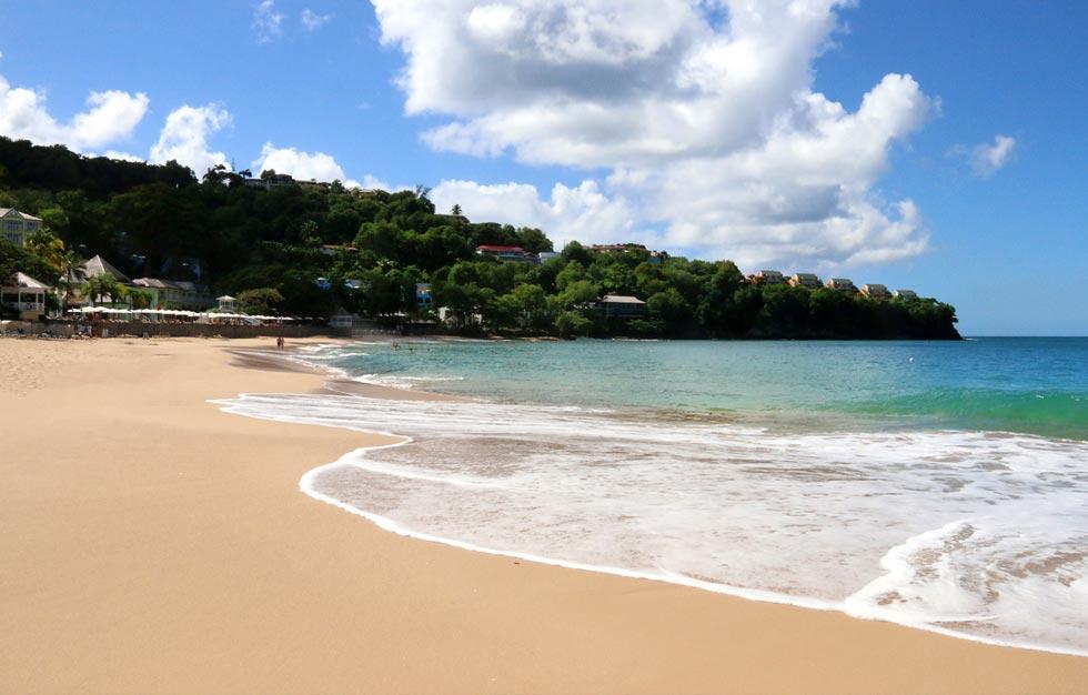 Of La Toc St Lucia