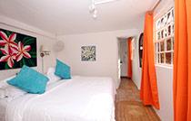 lower level bedroom private villa2
