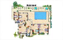 main floor plan villa2