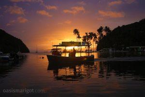 marigot bay ferry