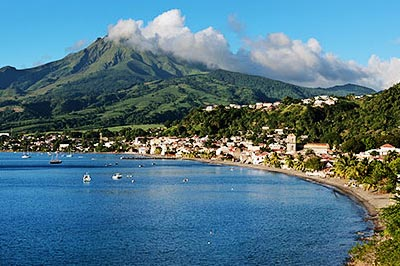 Martinique Jack Charter Itinerary