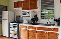 mini kitchen villa rental thumb