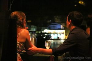 most romantic restaurant saint lucia