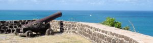 pigeon island national park st lucia