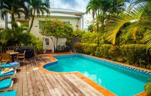 private pool villa st lucia