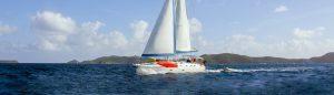 private yacht charter caribbean gib sea banner