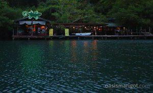 rainforest hideaway restaurant saint lucia