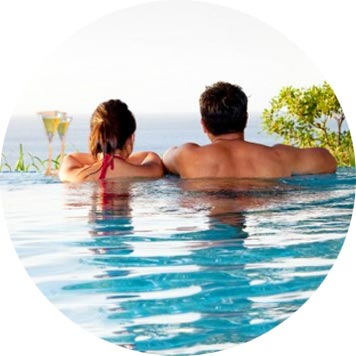 romantic couples vacation st lucia