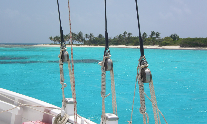 Sailing Charter Vacation Caribbean