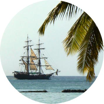 saint lucia history pirates
