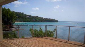 sapphire villa rental beach st lucia