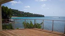 sapphire villa rental beach st lucia2