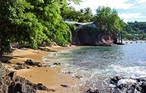 secluded private beach cove2