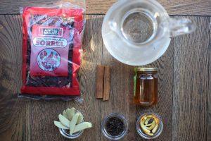 sorrel drink recipe ingredients