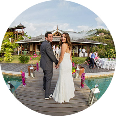 st lucia boutique wedding planner