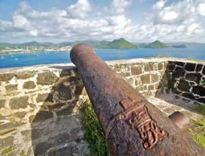 st lucia pigeon island national park