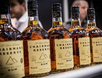 st lucia rum tasting factory