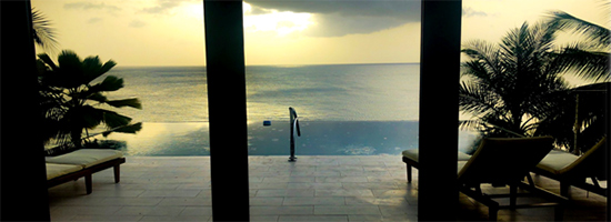 Oceanview Villa Rental