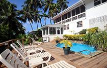 the villa st lucia 6 people rental2
