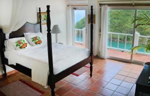 two bedroom villa st lucia