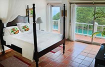 two bedroom villa st lucia2