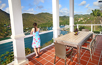 view of marigot bay st lucia2
